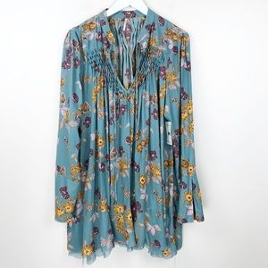 NWT Free People Tunic